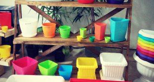 مرکز پخش گلدان پلاستیکی