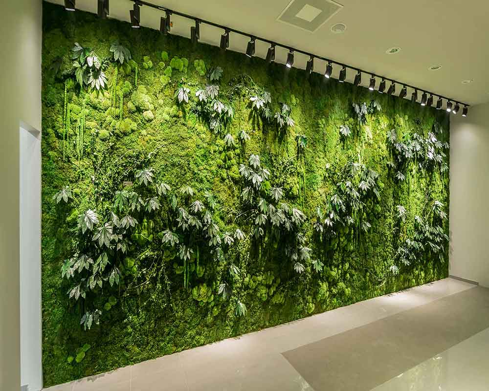 فروش دیوار سبز